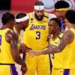 Los Angeles Lakers, konferans finallerine galibiyetle başladı
