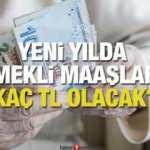 Emekli maaş zammı ne kadar olacak? Bağ-Kur SSK ve memur zamlı emekli maaşları 2021