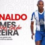 Antalyaspor Naldo'la 2 yıllık sözleşme imzaladı