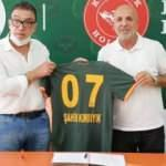 Aytemiz Alanyaspor, Kırbıyık Holding ile 1 yıllık sözleşme imzaladı