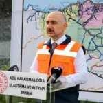 Bakan Karaismailoğlu: Türkiye için üretiyoruz