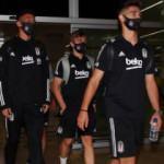 Beşiktaş kafilesi Konya'da