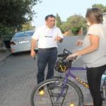 Bisikletle Balkan gezisine çıktı son durak Türkiye'yi seçti