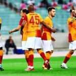 Galatasaray - Hajduk Split! İlk 11'ler belli oldu
