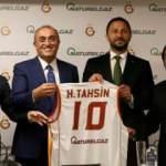 Galatasaray'da yeni sponsorluk! İmzalar atıldı