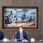 Gıda Komitesi üç bakanın katılımıyla toplandı