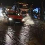 İstanbul'da sağanak ve fırtına etkili oluyor