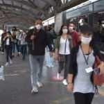 Kademeli mesainin ilk gününde İstanbul trafiği