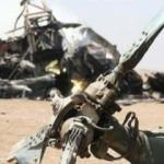 Libya'da Rus askerlerini taşıyan helikopter düştü: Ölüler var