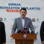 Murat Kurum: 5 yıl içinde 1,5 milyon konut dönüştereceğiz