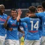Napoli, sahasında şov yaptı şov! 6 gollü zafer