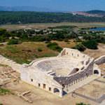 Patara Antik Kenti ihtişamına kavuşuyor