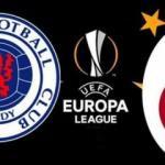 Rangers-G.Saray maç yayıncısı belli oldu