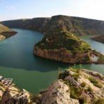 Türkiye Drone Şampiyonası finali Rumkale'de nefes kesti