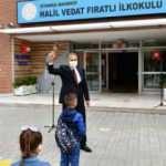 Vali Yerlikaya, Okul Öncesi ve İlkokul 1. sınıflar için İlk ders zilini çaldı