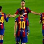 Yeni Barcelona ilk yarıda farka ulaştı