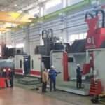 Yüksek teknolojili yerli makine hamlesi