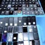 250 bin liralık kaçak cep telefonu ele geçirildi!