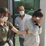 6,5 aylık hamile kadın 'gasp'tan tutuklandı