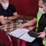 Ağrı'da karantina ihlaline 15 bin 750 lira para cezası kesildi