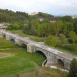 Bin 500 yıldır ayakta duran Justinianus Köprüsü