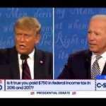 Canlı yayında tartışma! Biden'dan Trump'a: Ne zaman inşallah?