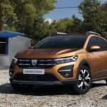 Dacia Sandero, Stepway ve Logan modelleri yenilendi