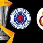 Glasgow Rangers Galatasaray maçı ne zaman saat kaçta başlayacak? UEFA maçı hangi kanalda ?