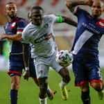 Haftanın kapanış maçında kazanan Antalyaspor