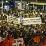 İsrail çalkalanıyor: İç savaşa doğru bir adım daha, korkunç kriz...