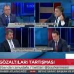 Kobani tartışması stüdyoda tansiyonu yükseltti