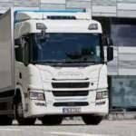 Hibrit motorlu Scania yola çıktı
