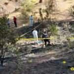 Orman yangınında dehşet! Yanmış erkek cesedi bulundu