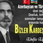 Murat Karahan: Selam Azerbaycan'a