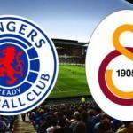 Rangers Galatasaray maçı ne zaman saat kaçta? UEFA  play off mücadelesi şifresiz kanalda mı?