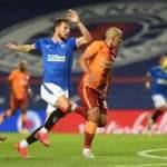 Rangers'tan Galatasaray maçı sonrası olay paylaşım