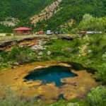 Sarısuvat Kanyonu salgın sürecinde de doğaseverlerin uğrak noktası oldu