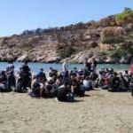 Seydikemer'de 96 düzensiz göçmen yakalandı