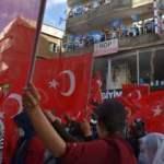 Şırnak'ta terör mağduru aileler HDP il binası önünde eylem yaptı