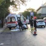 Zeytinburnu'nda dehşet! İş arkadaşı sokak ortasında...