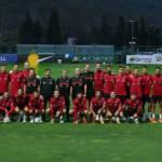 A Milli Futbol Takımı, Almanya maçı hazırlıklarına başladı