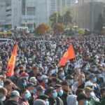 AB, Kırgızistan'da yeni ve şeffaf seçimler düzenlenmesini bekliyor