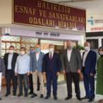 AK Partili Canbey: İş dünyası elini taşın altına koyuyor