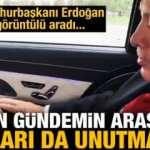 Cumhurbaşkanı Erdoğan görüntülü aradı
