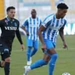 Trabzonspor'dan tatsız prova: 2-1