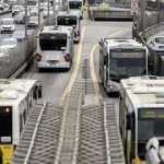 Edirnekapı metrobüs durağı kapatılıyor