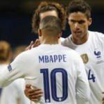 Fransa evinde Ukrayna'ya gol yağdırdı