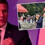 Fransa'da büyük kriz! Ayrı bir devlet kurduklarını ilan ettiler