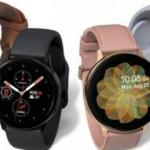 Galaxy Watch Active2 güncellemesi yayınlandı