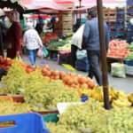 Havaların soğuması meyve ve sebze fiyatlarına olumsuz yansıdı